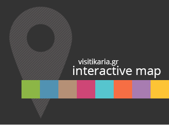 Icaria interactive map